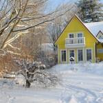 Urlaub im Schwedenhaus in Timmdorf