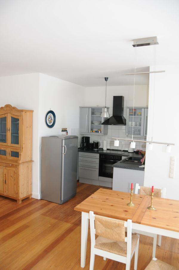 Küche - Ferienhaus in Ostholstein